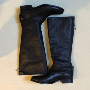 Frye Melissa Button Back Boots
